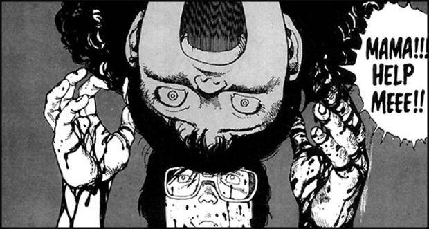 Top 5 Manga kinh dị gây ám ảnh nhất do bạn đọc bầu chọn (3)