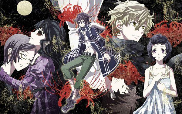 Chán ngủ? Đây là những bộ phim hoạt hình anime kinh dị dành cho bạn! (5)