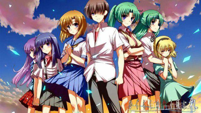 Chán ngủ? Đây là những bộ phim hoạt hình anime kinh dị dành cho bạn! (6)