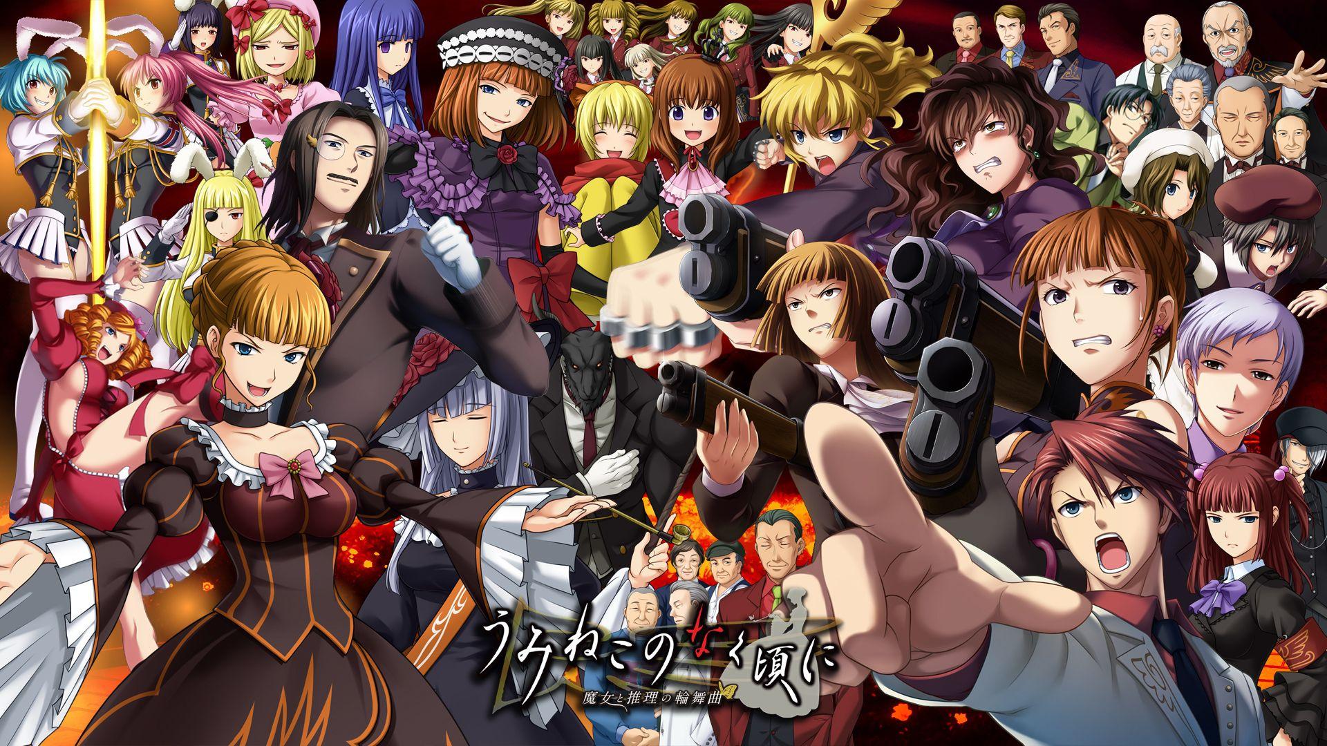 Chán ngủ? Đây là những bộ phim hoạt hình anime kinh dị dành cho bạn! (7)