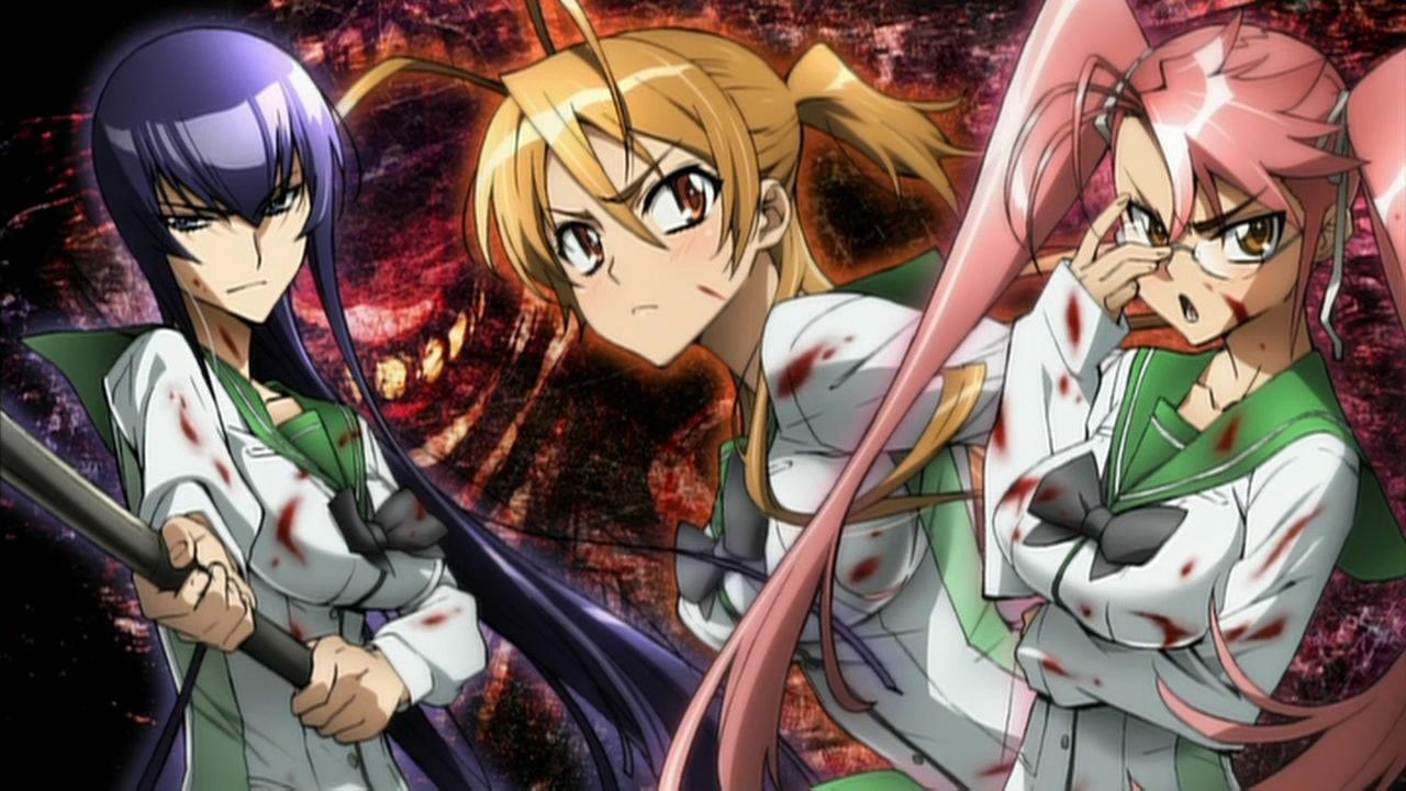Chán ngủ? Đây là những bộ phim hoạt hình anime kinh dị dành cho bạn! (11)