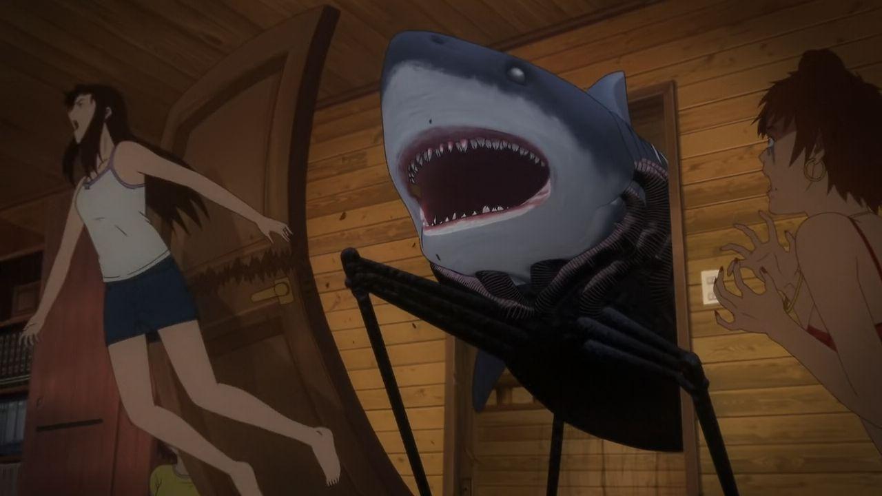 Chán ngủ? Đây là những bộ phim hoạt hình anime kinh dị dành cho bạn! (9)