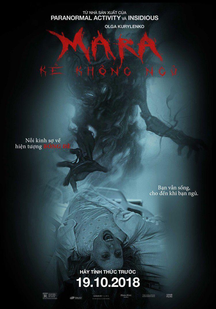 Mara - Kẻ không ngủ: Bộ phim kinh dị về hiện tượng bóng đè (1)